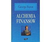 Szczegóły książki ALCHEMIA FINANSÓW