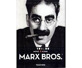 Szczegóły książki MOVIE ICONS - MARX BROS.
