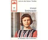 Szczegóły książki LORENZACCIO