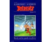 Szczegóły książki ASTERIKS: KIEDY NIEBO SPADA NA GŁOWĘ