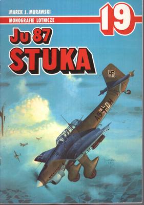 JU87 STUKA - MONOGRAFIE LOTNICZE 19