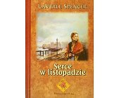 Szczegóły książki SERCE W LISTOPADZIE