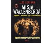 Szczegóły książki MISJA WALLENBERGA