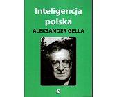 Szczegóły książki INTELIGENCJA POLSKA