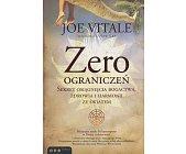 Szczegóły książki ZERO OGRANICZEŃ