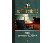 Szczegóły książki POIROT PROWADZI ŚLEDZTWO