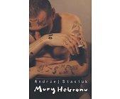 Szczegóły książki MURY HEBRONU