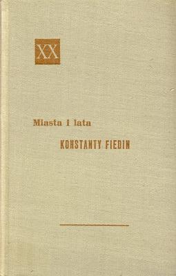 MIASTA I LATA