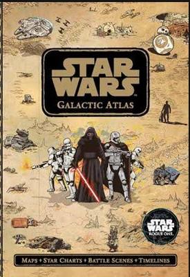 STAR WARS - GALACTIC ATLAS