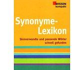 Szczegóły książki SYNONYME - LEXIKON