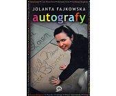 Szczegóły książki AUTOGRAFY