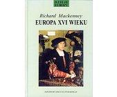 Szczegóły książki EUROPA XVI WIEKU