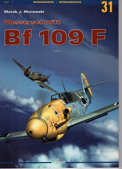 MESSRSCHMITT BF 109 F VOL 1