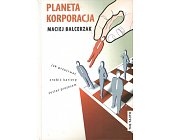 Szczegóły książki PLANETA KORPORACJA