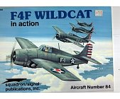Szczegóły książki F4F WILDCAT IN ACTION