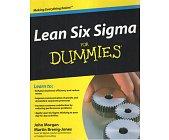 Szczegóły książki LEAN SIX SIGMA FOR DUMMIES