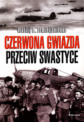 CZERWONA GWIAZDA PRZECIW SWASTYCE