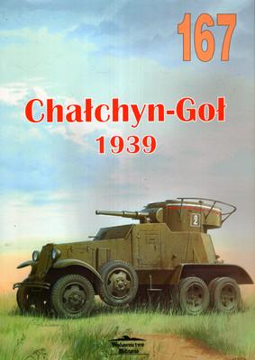CHAŁCHYN-GOŁ 1939 (NR 167)