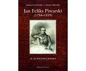 Szczegóły książki JAN FELIKS PIWARSKI