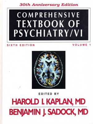 COMPREHENSIVE TEXTBOOK OF PSYCHIATRY/VI
