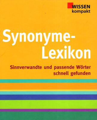 SYNONYME - LEXIKON