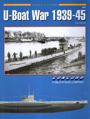 U-BOAT WAR 1939-45 (ARMOR AT WAR SERIES 7071)