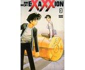 Szczegóły książki BÓG WOJNY EXAXXION - TOM 3