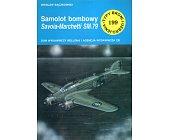 Szczegóły książki SAMOLOT BOMBOWY SAVOIA - MARCHETTI SM.79