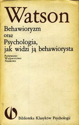 Behawioryzm W Literaturze
