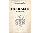 Szczegóły książki CIECHANOWIECCY HERBU DĄBROWA