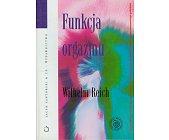 Szczegóły książki FUNKCJA ORGAZMU