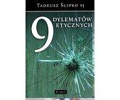 Szczegóły książki 9 DYLEMATÓW ETYCZNYCH