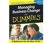 Szczegóły książki MANAGING BUSINESS CHANGE FOR DUMMIES