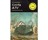 Szczegóły książki CZOŁG A7V (165)