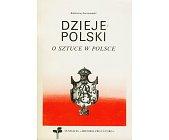 Szczegóły książki DZIEJE POLSKI - O SZTUCE W POLSCE