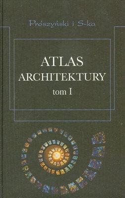 ATLAS ARCHITEKTURY - 2 TOMY