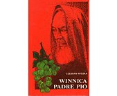 Szczegóły książki WINNICA PADRE PIO