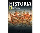 Szczegóły książki HISTORIA NATIONAL GEOGRAPHIC - TOM 11 - PODBOJE RZYMU