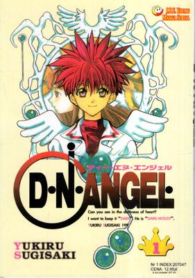 D. N. ANGEL - TOM 1