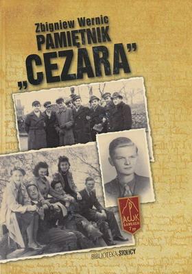 """PAMIĘTNIK """"CEZARA"""""""