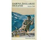 Szczegóły książki DAWNI ŻEGLARZE OCEANII