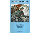 Szczegóły książki BŁĘKITNA ARMIA