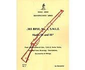 Szczegóły książki .303 RIFLE, NO 1, S.M.L.E. MARKS III AND III*