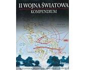 Szczegóły książki II WOJNA ŚWIATOWA - KOMPENDIUM