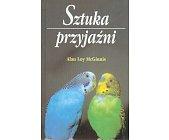 Szczegóły książki SZTUKA PRZYJAŹNI