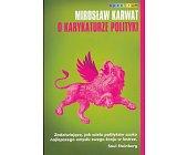 Szczegóły książki O KARYKATURZE POLITYKI