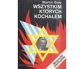 Szczegóły książki WSZYSTKIM KTÓRYCH KOCHAŁEM