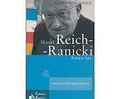 Szczegóły książki MARCEL REICH-RANICKI. POLSKIE LATA