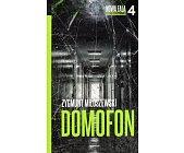 Szczegóły książki DOMOFON
