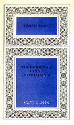 TONIO KROGER I INNE OPOWIADANIA